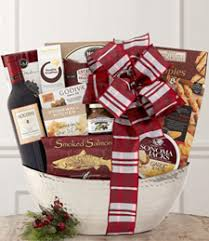 houdini napa valley cabernet gift basket