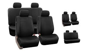 full set of car seat covers