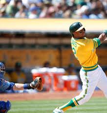 Khris Davis #2 News, Stats, Photos - Oakland Athletics - MLB - MSN ...