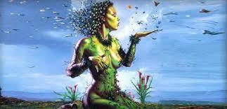 Nosso Feminino Sagrado: Sou sopro... a qualquer momento o vento ...