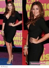 Hilary Scott in Herve Leger   Celebrity dresses, Herve leger ...