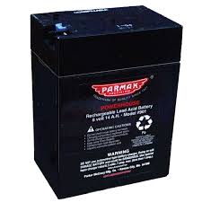 Parmak 6 Volt Gel Battery Qc Supply