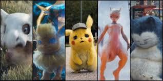Detective Pikachu Trailer Breakdown: Every Live-Action Pokemon