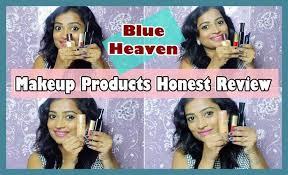 blue heaven makeup s honest review