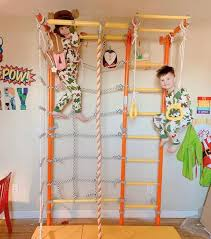 Home Play Jungle Gyms For Kids Brainrich Kids