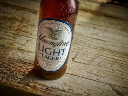 light lager yuengling