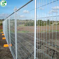 China Temporary Weld Mesh Panel Construction Site Removable Fence China Temporary Fence Construction Site Fence