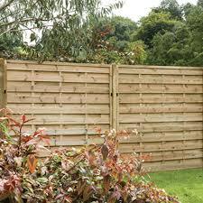 Cheap Garden Fencing B M Stores