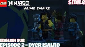 Lego ninjago season 12 Prime Empire episode 2 English sub - YouTube