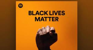 Mensen zeggen Spotify abonnement op door Black Lives Matter afspeellijst... - Tech