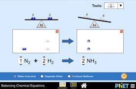 balancing chemical equations chemical