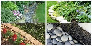 10 garden edging ideas with bricks and