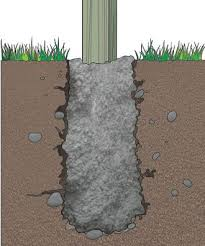 How To Set Your Fence Posts In A Flash With Sika Post Fix