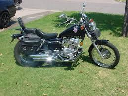 2002 honda rebel 250 motorcycles