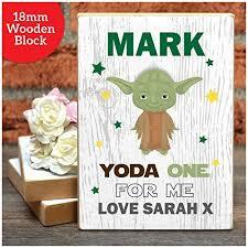 valentines day gifts starwars yoda