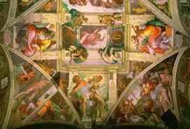 sistine chapel ceiling artble
