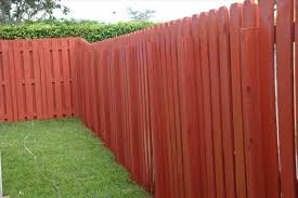Interior Wood Fence Paint Colors Fence Painting Ideas Cool Block Antidiler