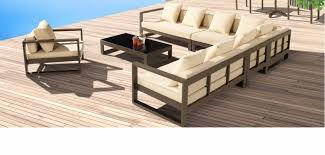 commercial outdoor furniture contract