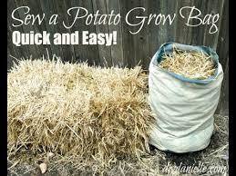 diy potato grow bag you