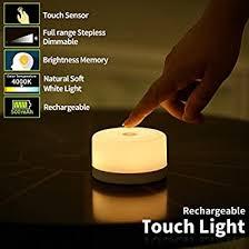 Amazon Com Fc Fancier Dimmable Light Touch Sensor Bedside Lamp Kids Children Adult Nightlight Bedroom Living Room Baby Nursery Night Light Baby