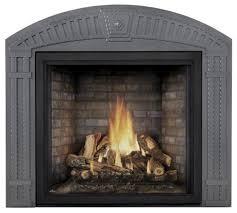 starfire natural gas fireplace oak