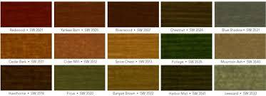 Cedar Fence Stain Colors Cedar Fence Stain Cedar Fence Staining Wood Fence