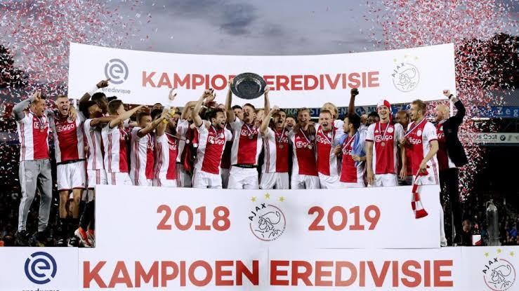 """Image result for Ajax Eredivise trophy"""""""