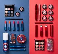 a korean beauty brand released a marvel