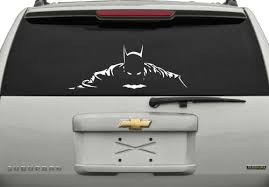 Dc Comics Car Decals Sticker For Autos Supdec Graphix