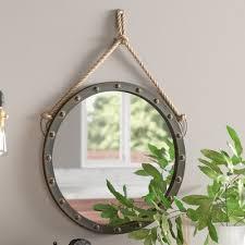 t austin design wall mirror