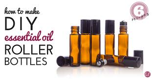 diy roller bottles with essential oil