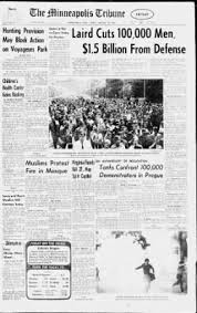 Star Tribune from Minneapolis, Minnesota on August 22, 1969 · Page 1