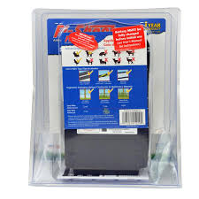 Fi Shock 2 Mile Solar Electric Fence Charger In The Electric Fence Chargers Department At Lowes Com