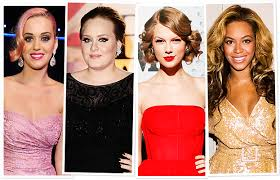Grammy Nominations: Katy, Adele, Taylor, Beyonce, and More!   InStyle