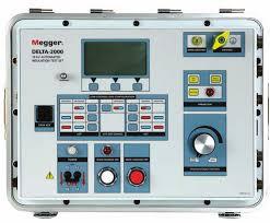 DELTA2000 10 kV Automated Insulation Power Factor Test Set