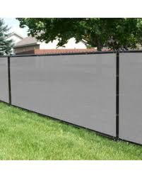Patio Fence Garden Privacy Blockage Outdoor Shade Windscreen Mesh Fabric Privacy Screen At Patio Paradise