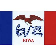 5in X 3in Iowa State Flag Sticker Vinyl Car Truck Bumper Decal Stickers Walmart Com Walmart Com