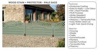 Wood Protector Pale Sage