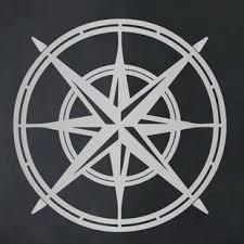 Compass Wall Decal Wayfair