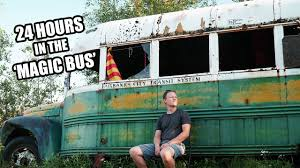 Into the Wild | Exploring the Real Abandoned Bus - YouTube