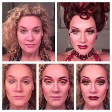 we will rock you makeup saubhaya makeup