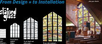 stained glass windows leaded glass