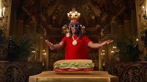 skinny sandwich the little john