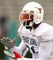 Greetings from Mobile: Aaron Ross - University of Texas Athletics