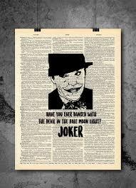 batman joker have you ever danced the devil art quotes