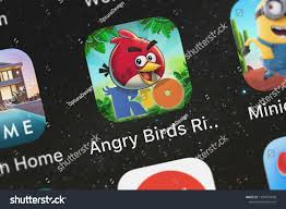 Angry Birds Rio Hd Images, Stock Photos & Vectors