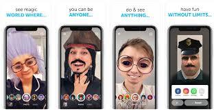 10 best face filter apps like snapchat