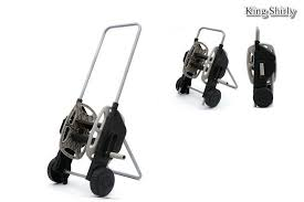 telescopic hose reel cart capacity 30m