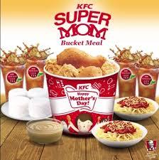 kfc super mom bucket meal