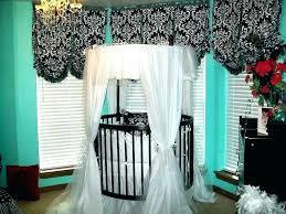 white crib bedding sets snow round for